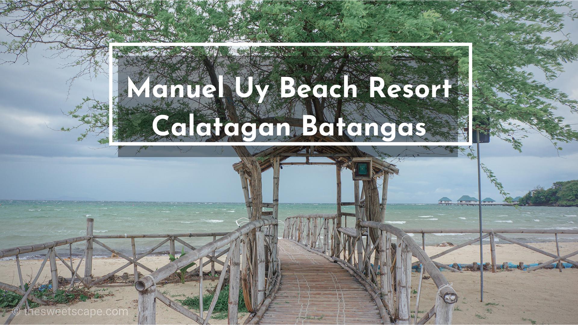 Manuel Uy Beach Resort Calatagan