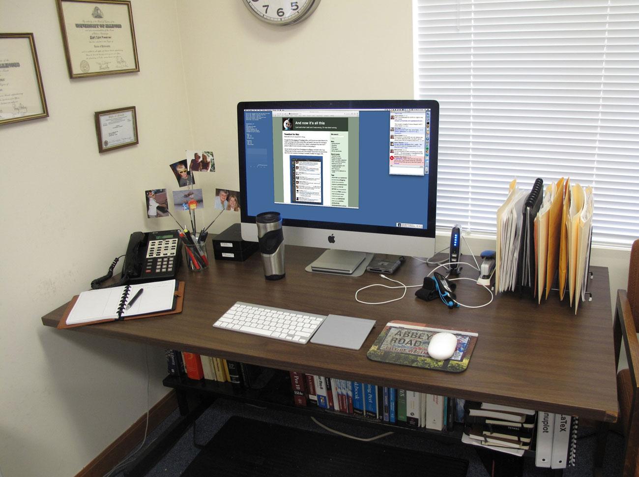 Dr. Drang's sweet Mac setup – The Sweet Setup