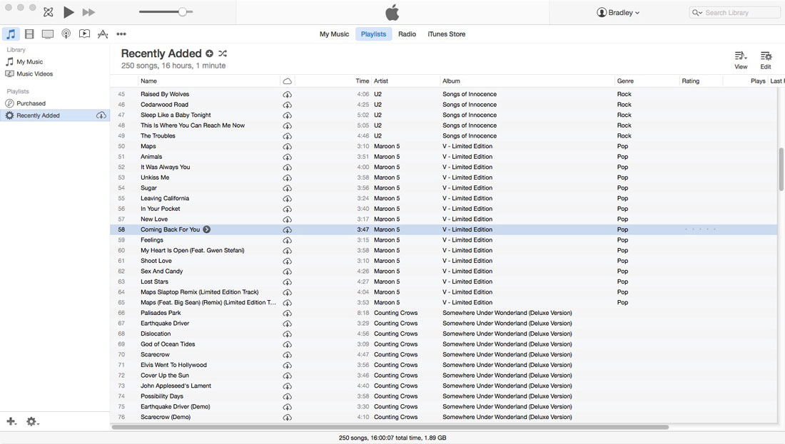 Quick Tip: Use iTunes Match to save space on your Mac