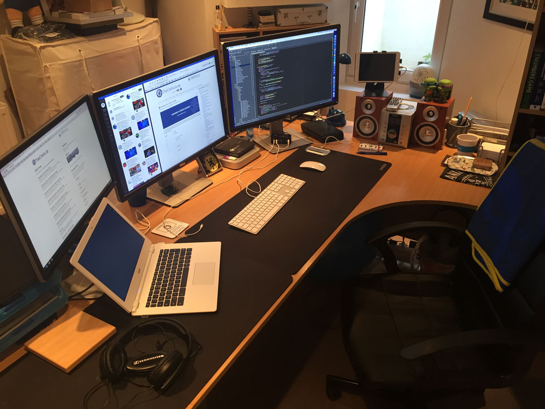 Chelsea Stats Mac and iOS setup  The Sweet Setup