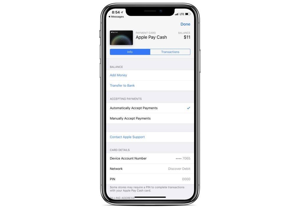 How to request and deposit money through Apple Pay Cash