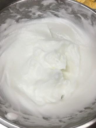 My meringue is stiff!!