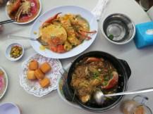 Crab Feast at Master Crab