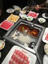 Chicken and Spicy Hotpot