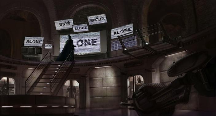 Animated Spider Wallpaper Superman Vs Batman You Are Not Alone Fan Art The