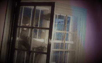 burglary break-in