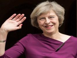 Theresa May - Brexit