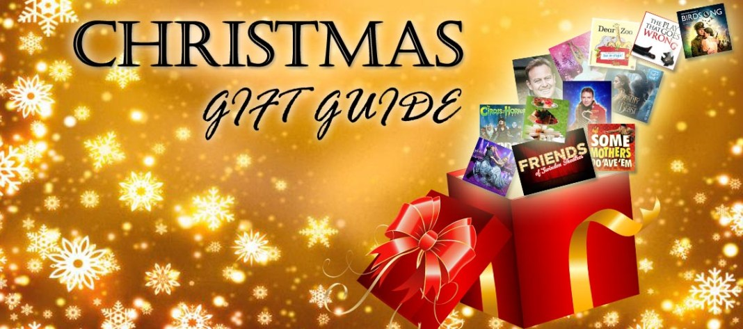 theatre gift guide launched to help find the perfect christmas present