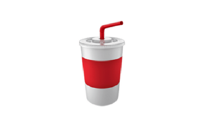 petition started to ban plastic cup and straw emoji to help save the