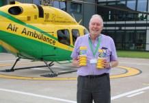 Wiltshire Air Ambulance, Swindon