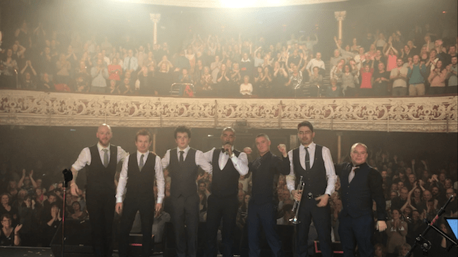 The Swing Cats Olympia Theatre 13th Oct 2017