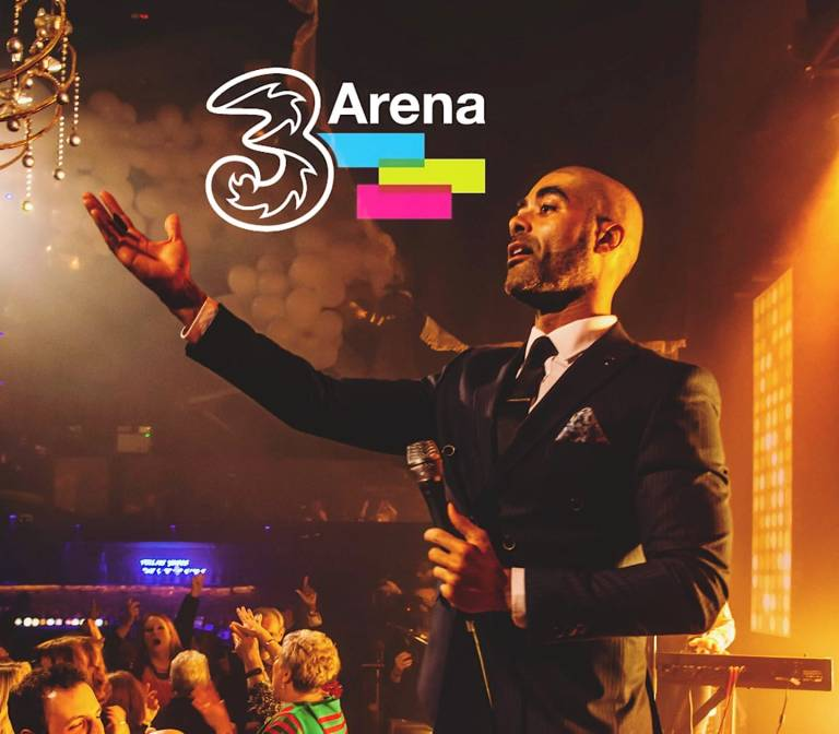 The Swing Cats will perform in the 3 Arena December 29th 2018