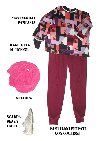 capsule collection outfit