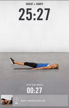 Nike Strength Training App