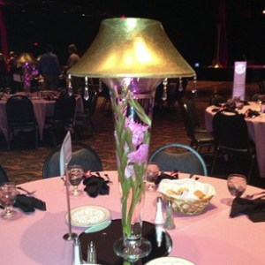 VIPink TABLE DECORATION 1