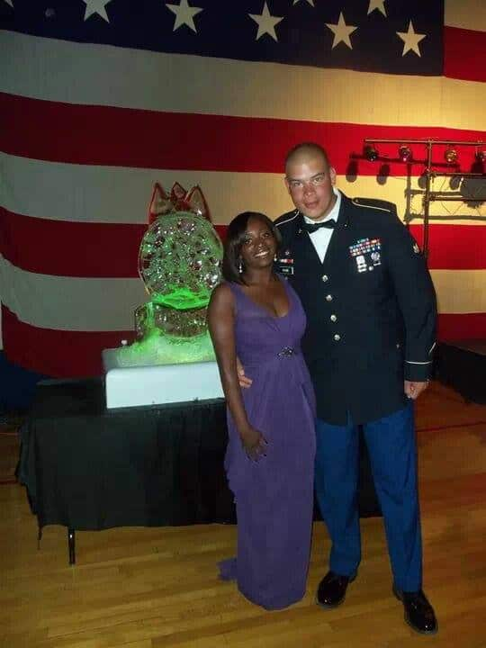 The Army's birthday ball at Fort Carson