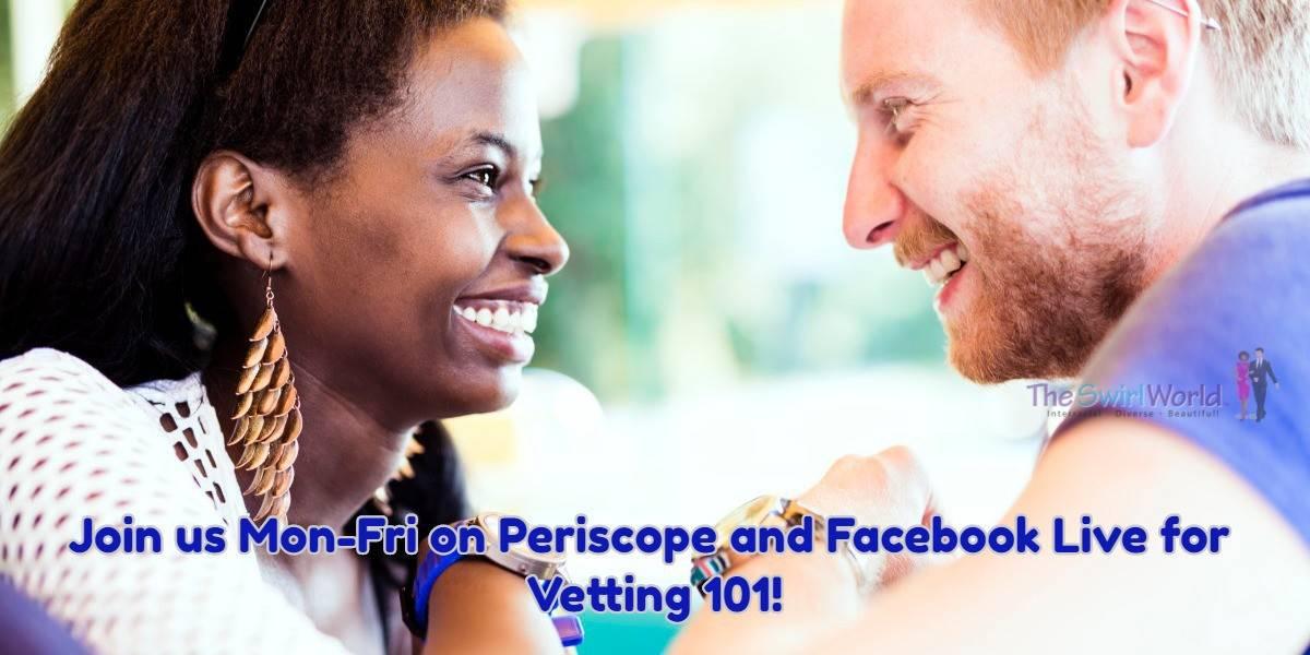 #Vetting101 Vetting Series