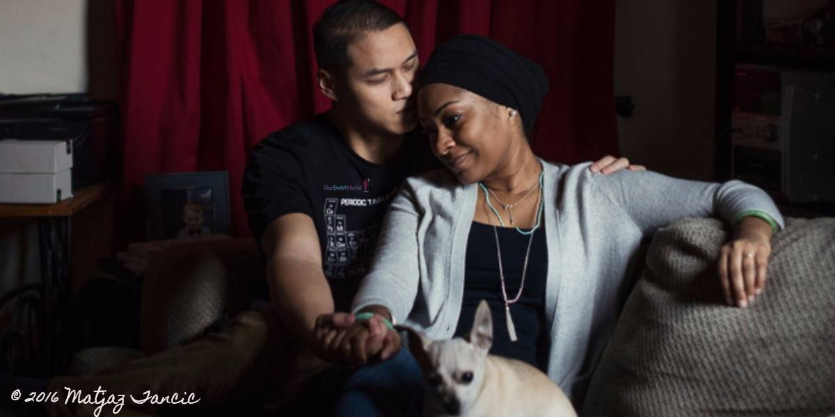 A Slovenian Photographer & Interracial Couples