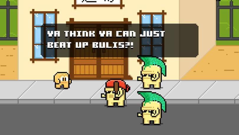 Squareboy vs Bullies Arena Edition Nintendo Switch