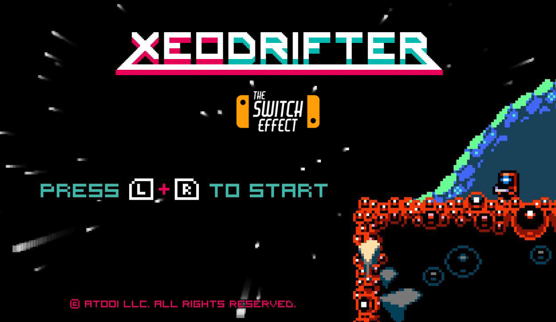[Review] Xeodrifter – Nintendo Switch