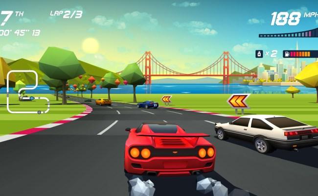 Review Horizon Chase Turbo Nintendo Switch The