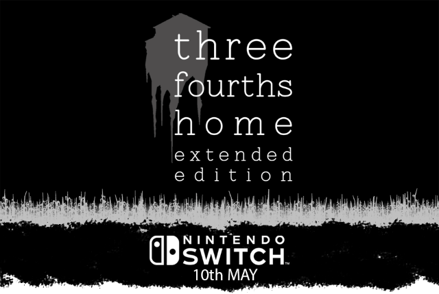 Three Fourths Home Nintendo Switch release date confirmed