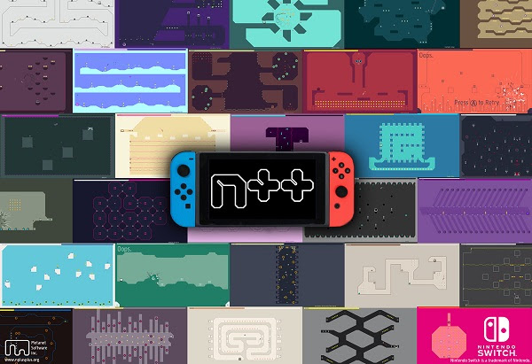 N++ Ultimate Edition for Nintendo Switch is coming… very soon!