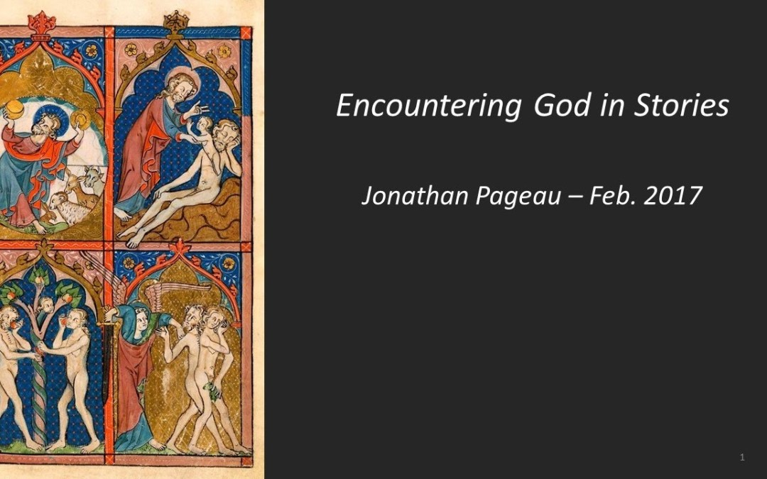 Encountering God in Stories