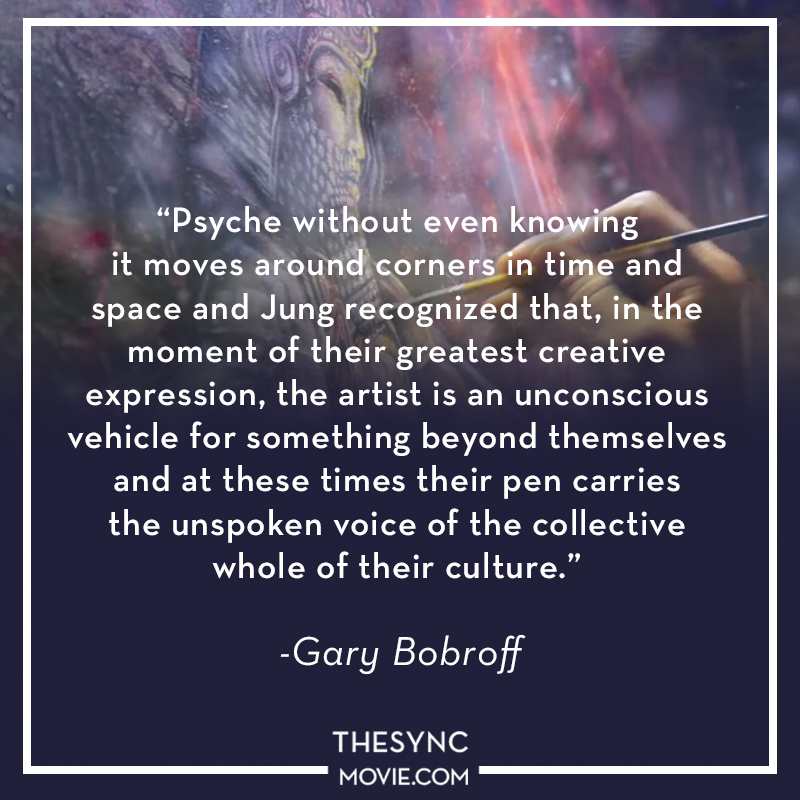 time is art, gary bobroff