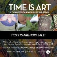 time is art, perth, australia, documentary, tugg, theater
