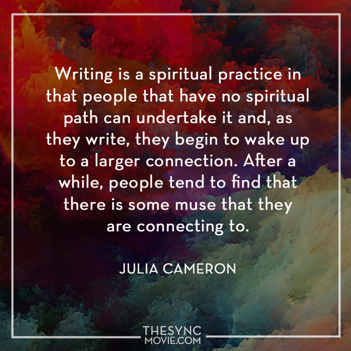 time is art, julia cameron
