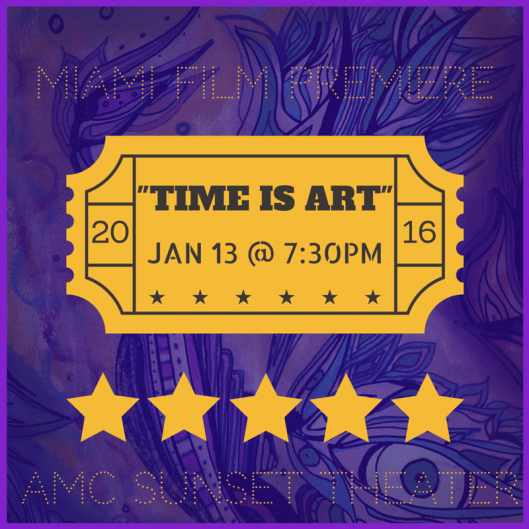 Time is Art Miami