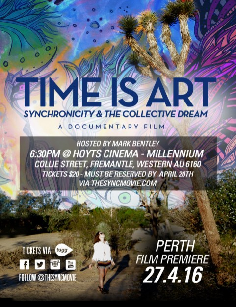 perth, time is art