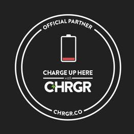 chrgr mobile brand advertising startup