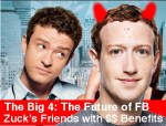 The Big 4 — Part 3: The Future of Facebook — Zuckerberg's Friends with $$ Benefits