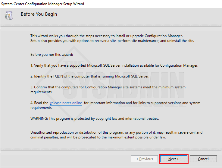 Upgrade SCCM Evaluation Version To A Licensed Version