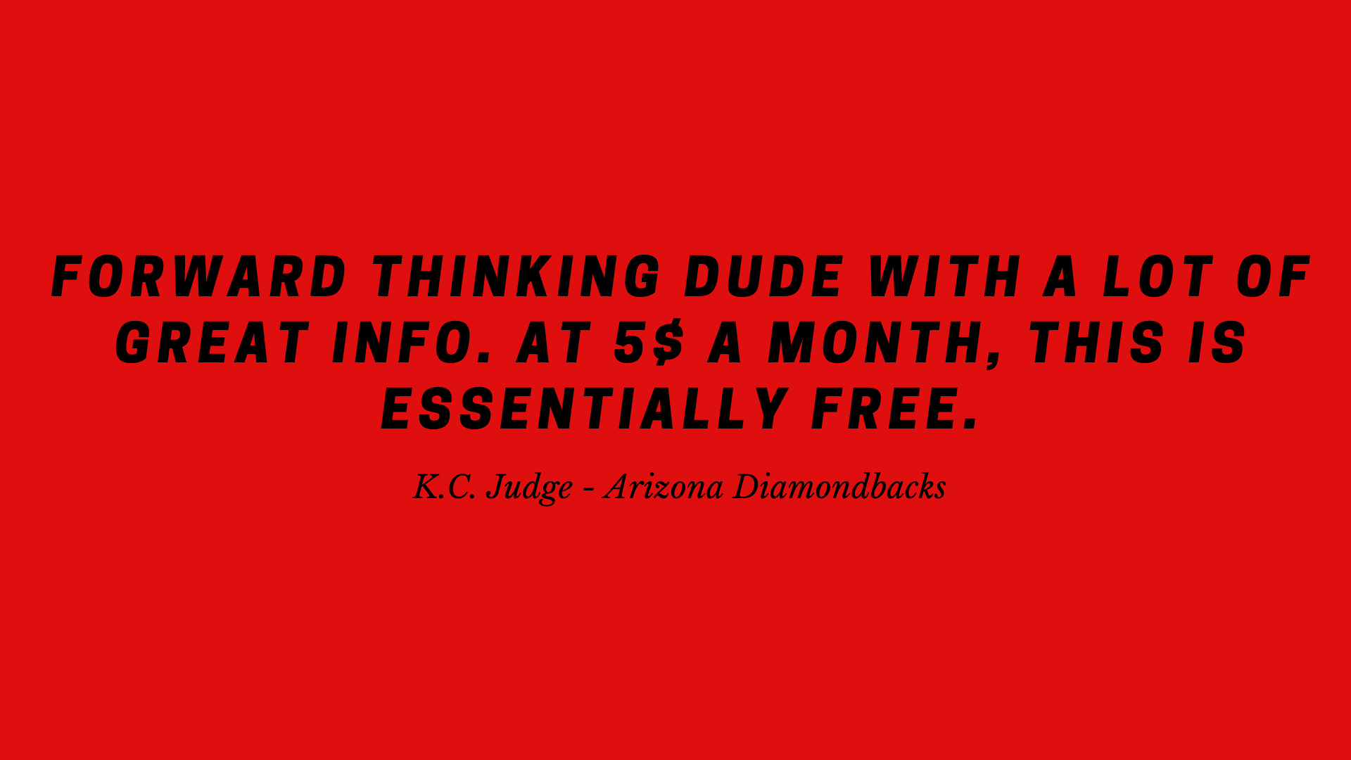 KC Judge Quote