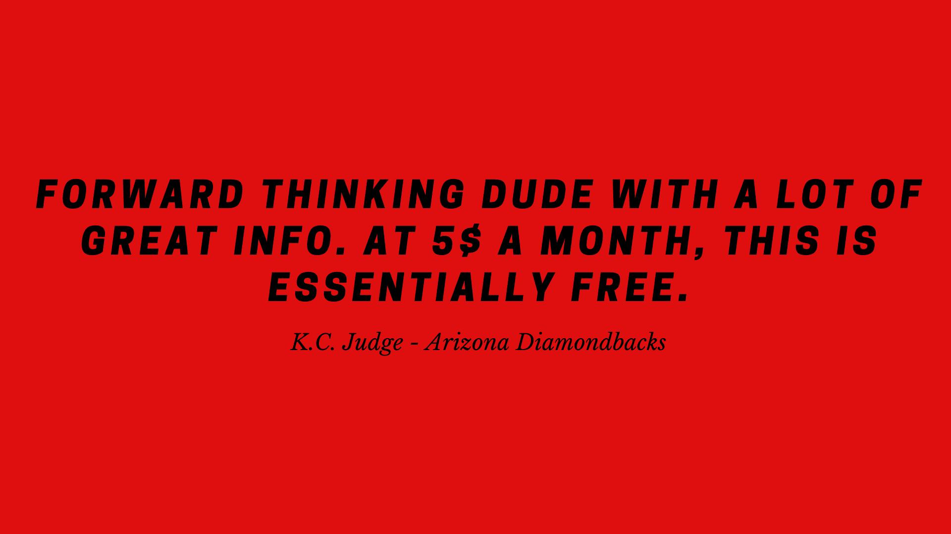 KC Judge Quote