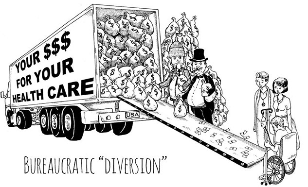 Bureaucratic Diversion
