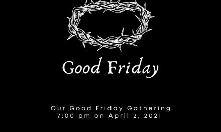 Good Friday Gathering