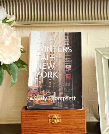 A Winters Tale: New York by Carly Thompsett