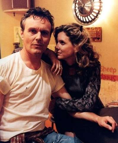 Unresolved Sexual Tension in Buffy The Vampire Slayer - Giles and Joyce