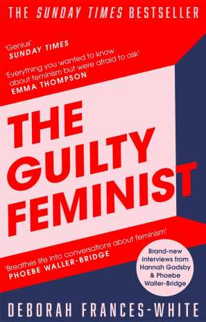 The Guilty Feminist, book review on The Table Read