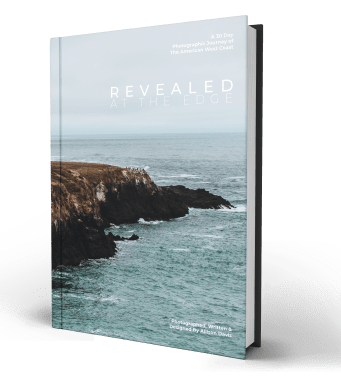 Revealed At The Edge by Allison Davis on The Table Read