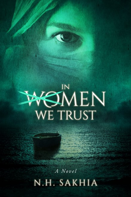 Naim Haroon Sakhia, author of In WoMen We Trust, interview on The Table Read