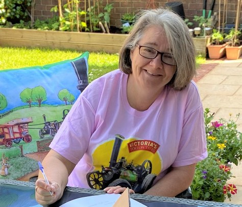 Wendy Wakelin, author of the Victoria's Torton Tales Series, interview on The Table Read