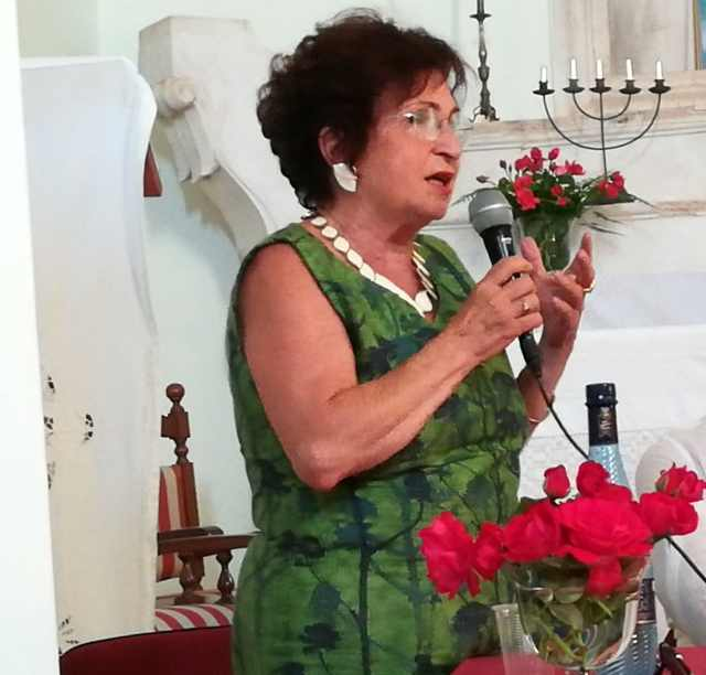 Angelina Brasacchio, Tales From The Italian South, author interview on The Table Read