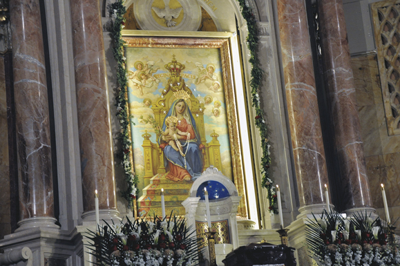 Basilica of Regina Pacis Photos  The Tablet
