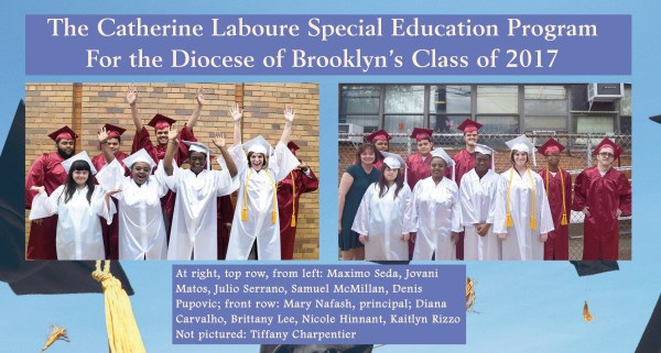 Catherine Laboure Special Education Program - Class Of