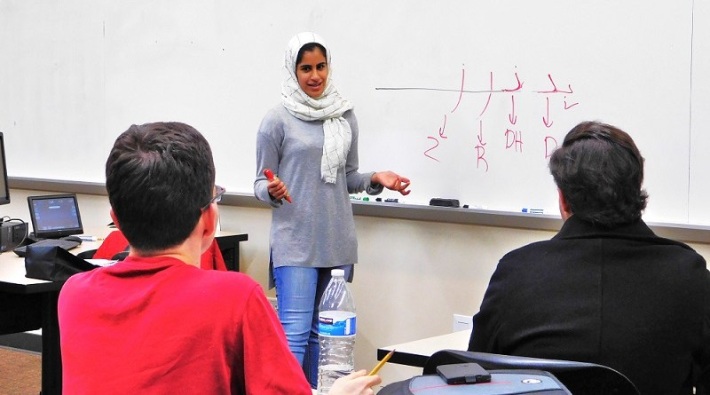 Office of Global Affairs offers free Arabic lessons